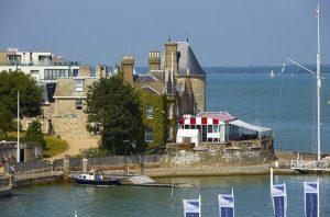 Royal Yacht Squadron RYS 2014