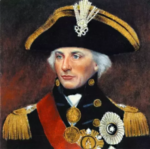 Admiral H Nelson