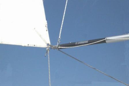 Aluminum-Carbon-line-control-whisker-pole