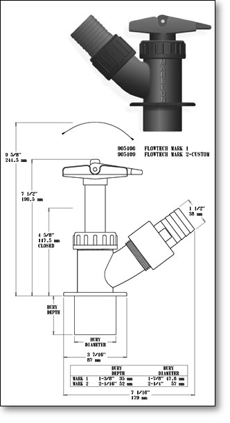 flowtech performance valves