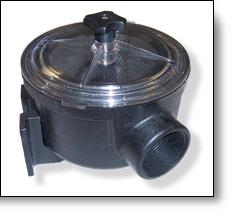 water strainer plumbing