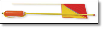 crew overboard pole