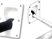 lock,box,tiller,extention
