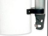 mast mounted,pole chock