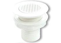 molded,flush,deck,drains